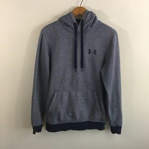 Under Armour Women's Grey Pullover Hoodie Size S